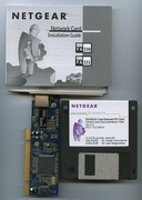 NETGEAR FA331 REV-C1 10/100 MBPS PCI ETHERNET NETWORK ADAPTER