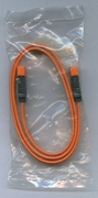 ZMAX SATA CABLE ORANGE