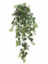 "29"" Artificial Lace Ivy Hanging Silk Plants - 1 Dozen (shown in green)"