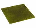 "1 Dozen - 14""x14"" Artificial Moss Sheets"
