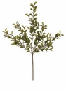 24 inch Mini Boxwood Bush Stems - Set of 12