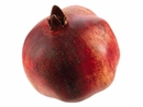 """1 Dozen - 3.9"""" Weighted Artificial Pomegranates - Shown in Red"""