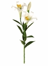 "1 Dozen - 31"" Artificial Easter Lily Sprays"