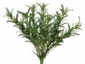 "1 Dozen - 9"" Artificial Rosemary Bushes"