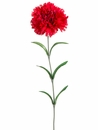1 Dozen Artificial Carnation Flower Stems