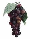 1 Dozen - Artificial Grape Bundles - 7 inch (Shown in Burgundy Two Tone)