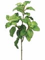 "10"" Artificial Mint Herb Bush - Set of 24"