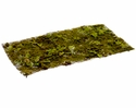"10"" Width x 19"" Length Artificial Moss and Fern Sheet - Set of 12"