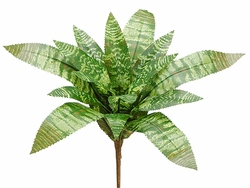"11.5"" Artificial Bromeliad Plants - Set of 12"