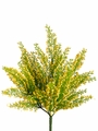"11"" Artificial Mini Heather Bush x 5 - Set of 36"