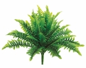"16"" Real Touch Boston Artificial Ferns -  Set of 12"