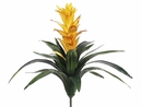 "21"" Artificial Guzmania Flower Plant  - Set of 6"