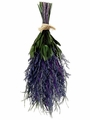 "23"" Preserved Lavender Bouquet - Set of 6"