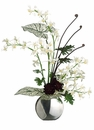 "24"" Artificial Ceasar Silk Flower Arrangement"