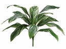"26"" Artificial Cordyline Bush with 15 Leaves - Set of 12"