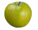 "3"" Artificial Weighted Green Apple - Set of 12"