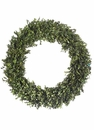 "30"" Preserved Boxwood Wreath"