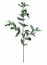 "31.5"" Artificial Olive Branch - Set of 12"