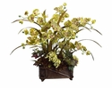 "31"" Artificial Silk Phalaenopsis / Hydrangea Flower Arrangement"