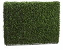 "33"" H x 9"" W x 46""L - Artificial Boxwood Hedge - Indoor/Outdoor"