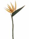 "36"" Artificial Bird of Paradise Spray Stem - Set of 12"