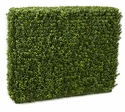 "36"" Poly-blend Artificial Boxwood Hedge Outdoor UV Infused"