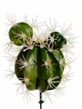 "4"" Artificial Barrel Cactus Pick"