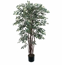 4' Ruscus Silk Tree