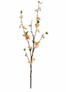 "49"" Artificial Cloud Cherry Blossom Flower Spray - Set of 12"