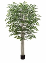 5' Artificial Birch Tree in weighted conatiner - Set of 2