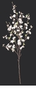 5' Artificial Cherry Branch with Silk Flowers - Set of 2 - Non Potted