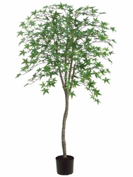 5' Artificial Maple Trees - Set of 4