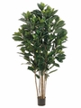 5' Artificial Polynesian Ficus Trees - Set of 2