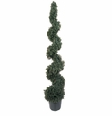 5' Cedar Spiral Silk Tree (In-door/Out-door)