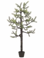 6' Artificial Pine Tree