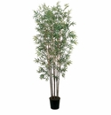 6' Mini Bamboo Silk Tree
