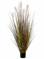 "60"" Artificial Pampas Grass Plant in Plastic Pot  - Set of 4"