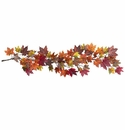 60� Maple Leaf Garland