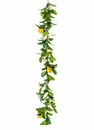 "64"" Artificial Lemon Fruit Garland - Set of 4"