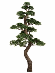 "68"" Boxwood Artificial Bonsai Tree - Non Potted"