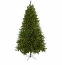 7.5� Windermere Christmas Tree w/Clear Lights