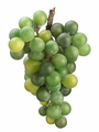 "8"" Artificial Plastic Grape Cluster Branch - Set of 6"