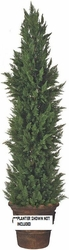 9' Artificial Outdoor Cypress Tree - UV Infused