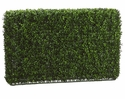 "Artificial Boxwood Hedge 24"" High x 7"" Width x 36"" Length"