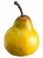 Set of 6 - Weighted Artificial Pears 4""