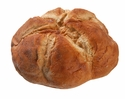 Artificial Round Bread - Set of 6