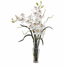 Cymbidium Silk Flower Arrangement