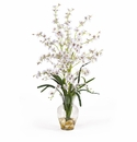 Dancing Lady Liquid Illusion Silk Flower Arrangement
