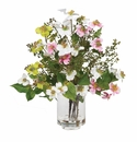 Dogwood Silk Flower Arrangement