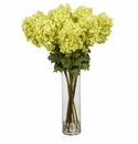 Giant Hydrangea Silk Flower Arrangement